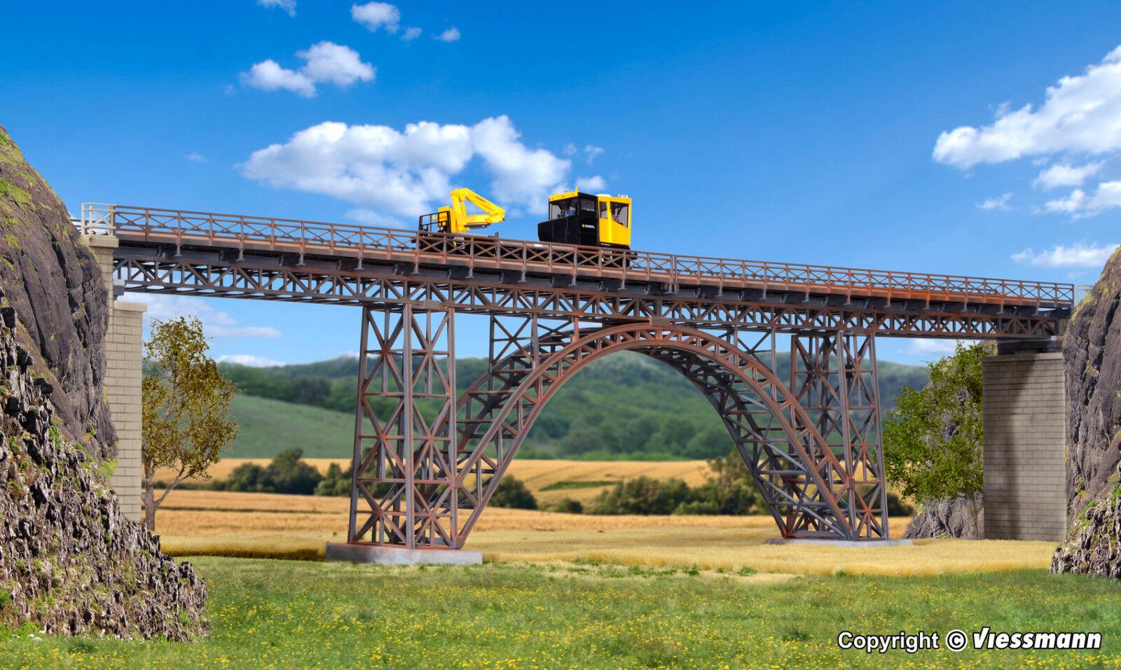 Kibri H0 39704 - Stahlträger-Viadukt Stahlträger-Viadukt Stahlträger-Viadukt Müngstertal, eingleisig   Bausatz Neuware  | Toy Story  400841