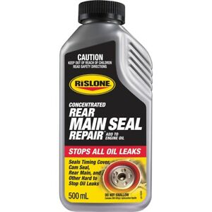 Oil Leak Repair >> Details About Rislone Rear Main Seal Leak Repair Stops Oil Leaks Vw Petrol Diesel Engines