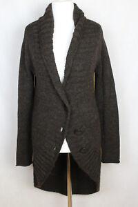 da Giacca condizioni donna cardigan ottime 38 alpaca Vivaldi con lana di taglia cardigan q7xA0qgr