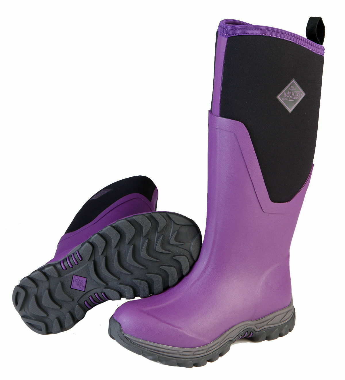 Womens Arctic Sport II Tall Muck Boot AS2M-500 Size 11
