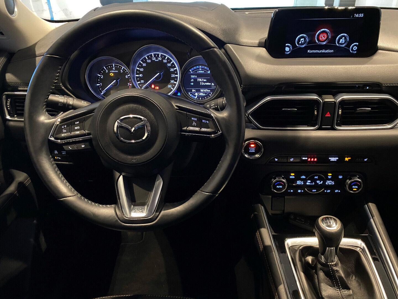 Mazda CX-5 2,0 Sky-G 165 Optimum - billede 8