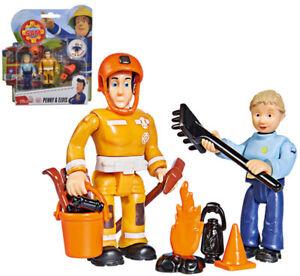 Simba-Feuerwehrmann-Sam-2er-Figuren-Set-Penny-und-Elvis
