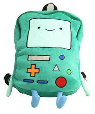 Adventure Time BMO Beemo Plush Backpack Bag Adorable Xmas Gift