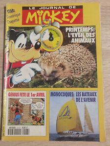 Walt Disney Il Giornale Di Topolino Primavera L Risveglio Delle Animali 2127 (6F
