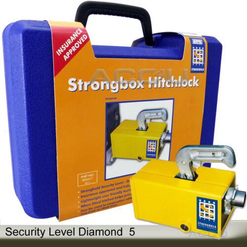 Stronghold Strongbox SH5411 Albe Alko Winterhoff Harrison Hi Security Hitch Lock