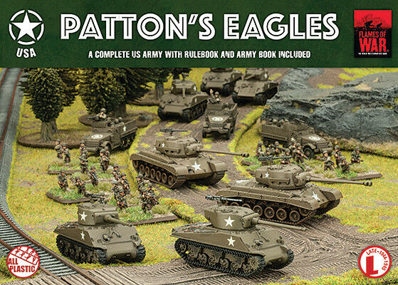 Patton's Eagles (Army Deal) Deal) Deal) Flames of War e56b4c