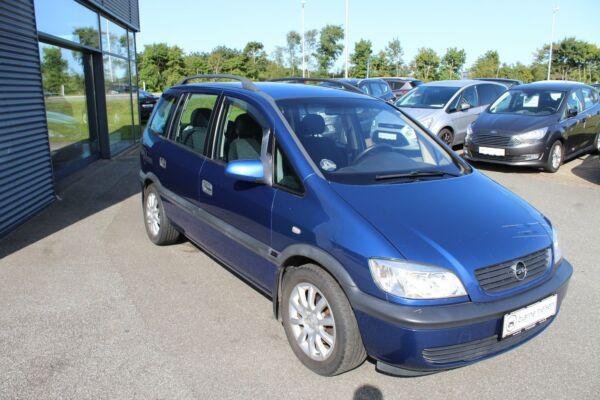 Opel Zafira 1,6 16V Family - billede 4
