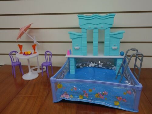 2878 Gloria,Barbie Size Doll House Furniture// My Fancy Life Water Fun