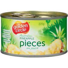 Golden Circle Australian Pineapple Pieces In Juice 225g