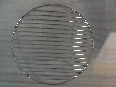 """NEW ROUND GRILL GRATE 15.5/"""" BRINKMANN VERTICAL SMOKER  **FREE SHIPPING**"""