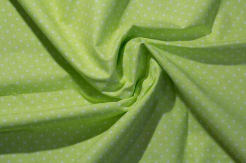 """100/% Cotone Motivo in Tessuto per lenzuola tinta unita colori larghezza 160cmx100cm 64/"""""""