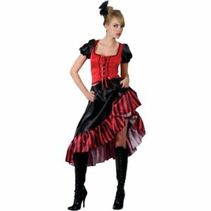 CAN-CAN-SALOON-GIRL-FANCY-DRESS-COSTUME-LADIES-COWBOYS-INDIANS