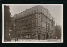 Lancs Lancashire MANCHESTER YMCA Peter St RP PPC by Brown Stockport