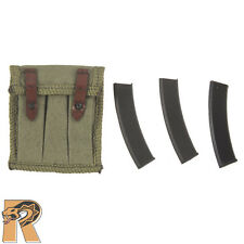 Red Army Scout - Ammo Pouch w/ Mags - 1/6 Scale - Toys City Action Figures