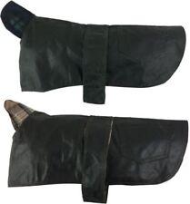 New Wax Dog Coat British Waterproof Cotton Rain Outdoor Windproof Puppy