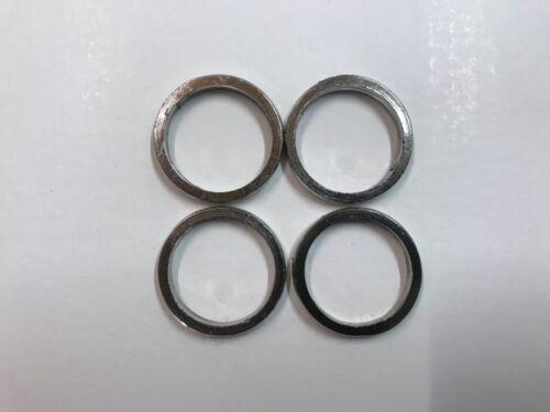 4 X Exhaust Header Manifold culasse joints GSX-R600 97-10 GSX-R750 96-14