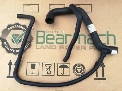 LAND ROVER DEFENDER 90 ESR536 BEARMACH 200TDI BOTTOM HOSE