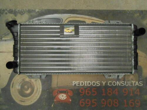 RAM97P4 RADIADOR MOTOR FORD FIESTA MKI 1.6 XR2-1.3 76-/> ALUMINIO VALEO 883955