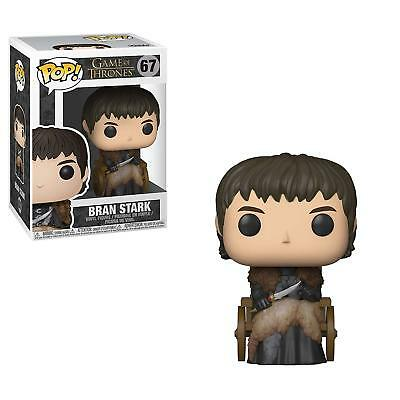 Funko Pop Television: Game of Thrones Bran Stark 67 34618 In stock