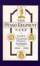 Official History of the Otago Regiment in the Great War 1914-1918 by A E...