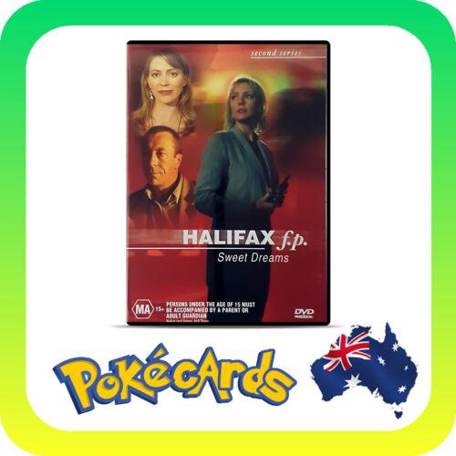 1 of 1 - Halifax F.P. : Sweet Dreams (DVD) - FREE POSTAGE!