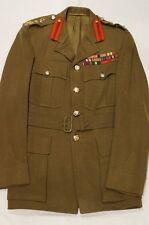 WW2 Canadian Generals Service Dress Jacket Uniform Named TP Doucet