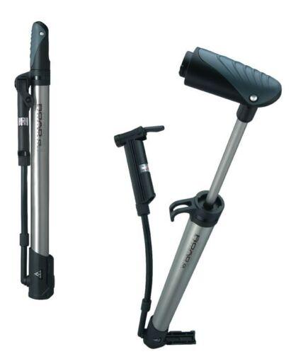 Topeak Road Morph G w// Gauge TRP-3G Bike Frame Pump Portable Floor 160psi Easier
