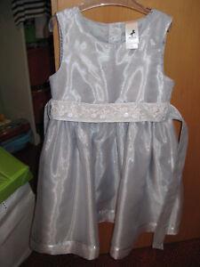 Exklusive Angebote immer beliebt speziell für Schuh Details zu Festliches Kleid Gr. 116 von Palomino, sehr schick, Hochzeit,  Blumenmädchen