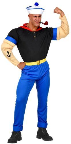 Protz Seemanns Kostüm NEU Herren Karneval Fasching Verkleidung Kostüm