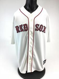 Boston-Red-Sox-Majestic-MLB-Gonzalez-28-Jersey-mens-2XL