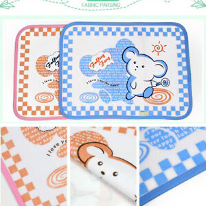 Baby-Changing-Pad-Stroller-Reusable-Diaper-Waterproof-Sheet-Portable-Cover-Mats