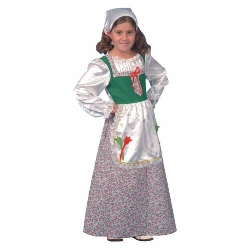 Little Deluxe Dutch Girl Costume Set By Dress up America