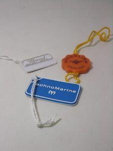 Technomarine And Sthürling Labels Original Chopard s/p