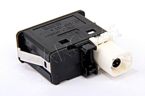 Original BMW USB AUX-IN Buchse Schaltbar Adapter 84109237653