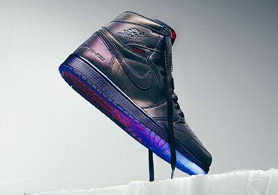 Nike Air Jordan 1 High Zoom (AJ1) intrépide UK 12 | UE 47.5 | 13 US dans la main | eBay