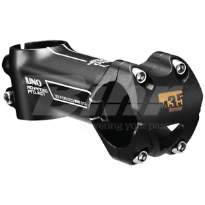 35392 Mozzo manubrio bici UNO M35 3D Forged centro di Ø 35mm colore nero