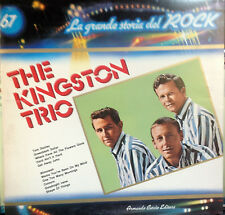 DISCO 33 GIRI  La grande storia del rock n. 67 THE KINGSTON TRIO (C)