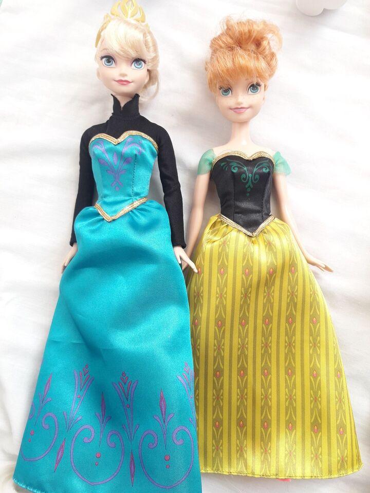 Andet legetøj, Elsa og Anna