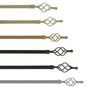 Bastone-per-tenda-in-ferro-estensibile-da-120-a-210-cm-Torciglione-L843