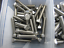 A2 Grade Qty 120 AT33 Assorted Box Bolt Setscrew  StainlessSteel M5-M6-M8-M10