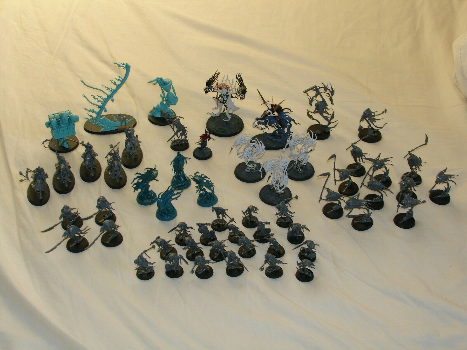 Warhammer Age of Sigmar - Nighthaunt Army
