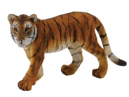 Tiger jeune constamment 8 CM animaux sauvages collecta 88413