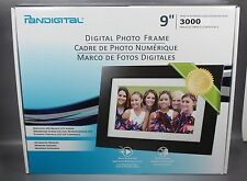 """Digital Photo Frame - 9"""" Pandigital - LED - 3000 Pictures - No Computer Required"""