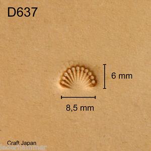 Leather Stamp Punziereisen Craft Japan Lederstempel A118C Punzierstempel