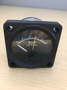 Cessna egt indicator safe egt for a diesel