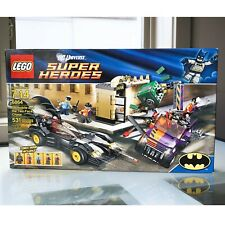 LEGO 6864 Batman Batmobile and the Two-Face Chase STICKER SHEET