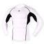 ARMEDES Mens Skin Compression Baselayer Activewear Mesh Long Sleeve Shirt R142