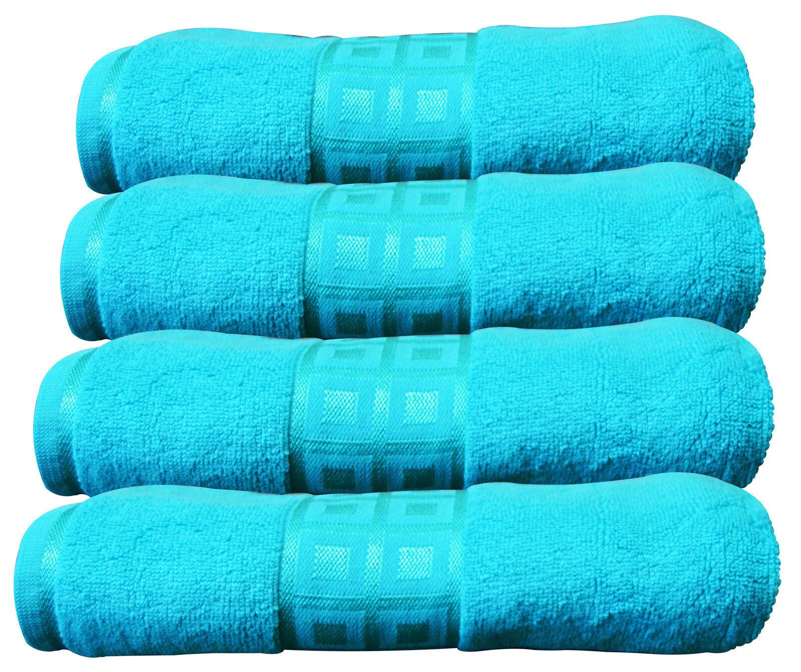 Guest Towels Ebay: Zero Twist Cotton Bath Towel Set Zero-Twist Guest Towel