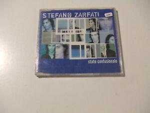 Stefano Zarfati – Stato Confusionale  - CD SINGLE Stampa ITALIA 2000 Sigillato