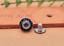 10X-Silver-Tone-Flower-Leather-Craft-Bag-Belt-Purse-Decor-Turquoise-Conchos-Set miniature 55